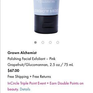 Makeup - Grown alchemist